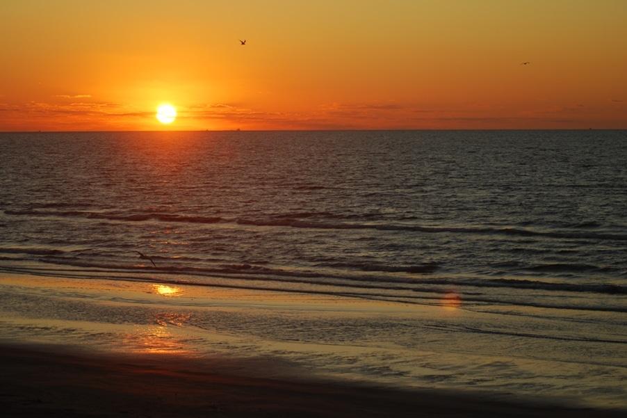 West Beach Grand sunrise