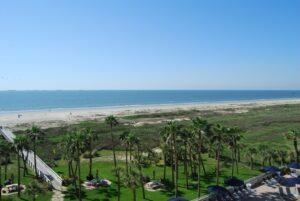Galvestonian beach views
