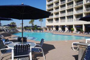 Galvestonian swimming pool