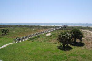 Islander East beach views