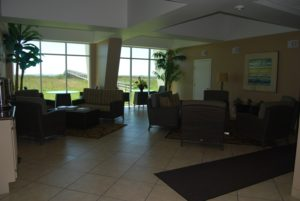 Islander East lobby