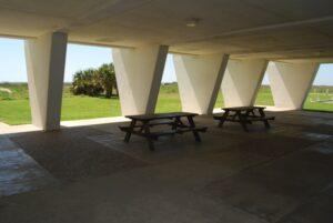 Islander East picnic area