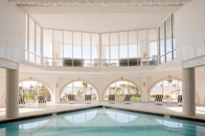 Diamond Beach indoor pool