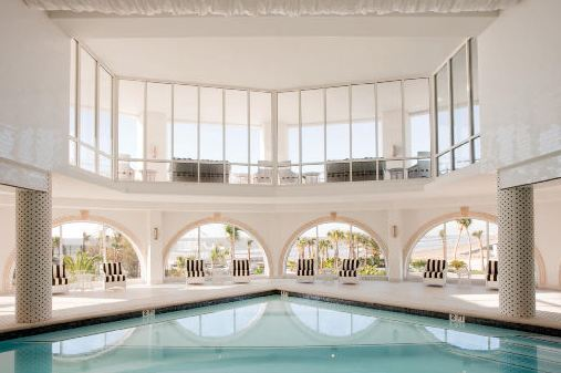 Diamond Beach indoor pool