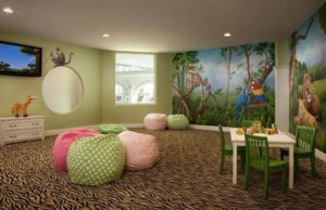 Diamond Beach playroom