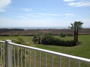 Islander East beach view