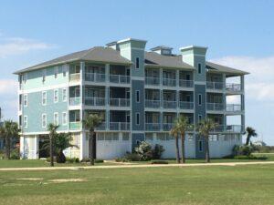 Pointe West condo building