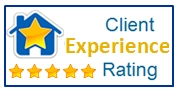 Client experience rating
