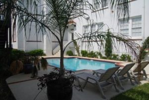 El Cortez Villas swimming pool