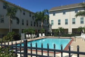 Havre Lafitte Townhomes swimming pool