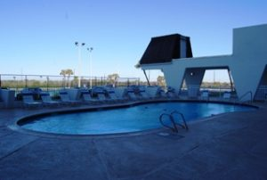 Islander East Condominiums swimming pool