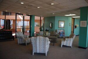 Maravilla Condominiums lobby
