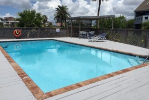 Oasis Townhomes swimming pool