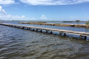 Oasis Townhomes fishing pier
