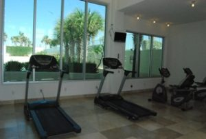 Ocean Grove Condominiums fitness center