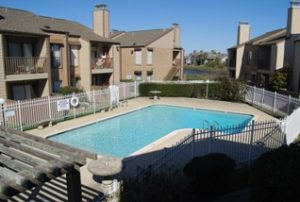 Tampico Cove Condominiums swimming pool