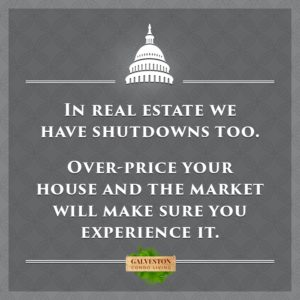Government shutdown meme