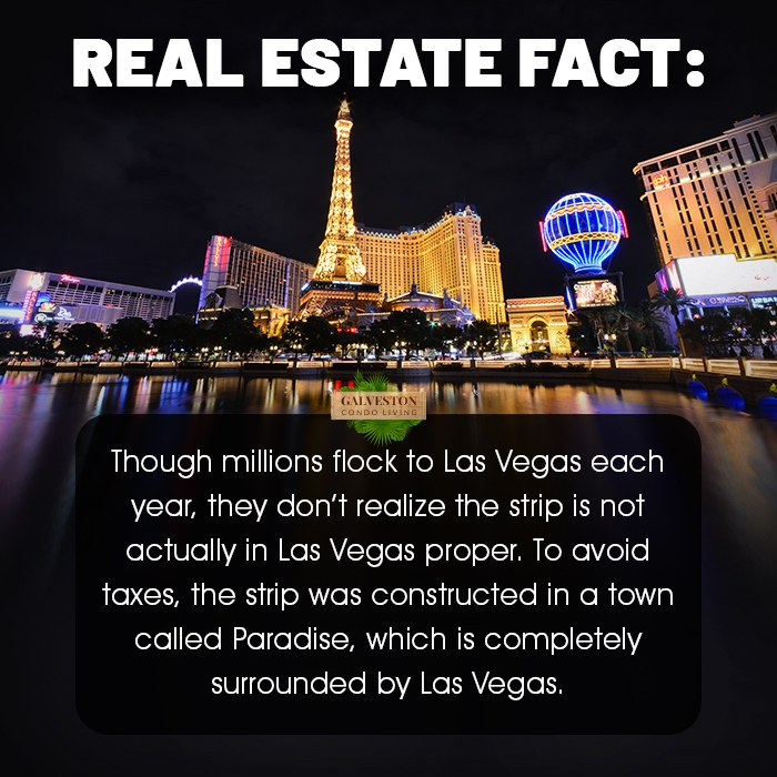 las vegas fun fact