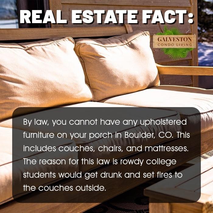 Boulder furniture law