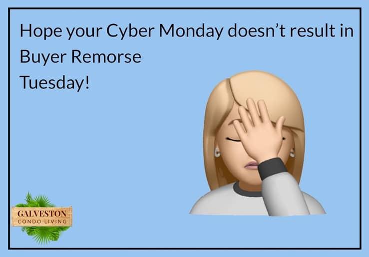 Cyber Monday meme