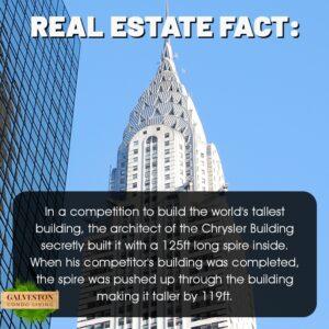 Friday Fun Fact Chrysler Building