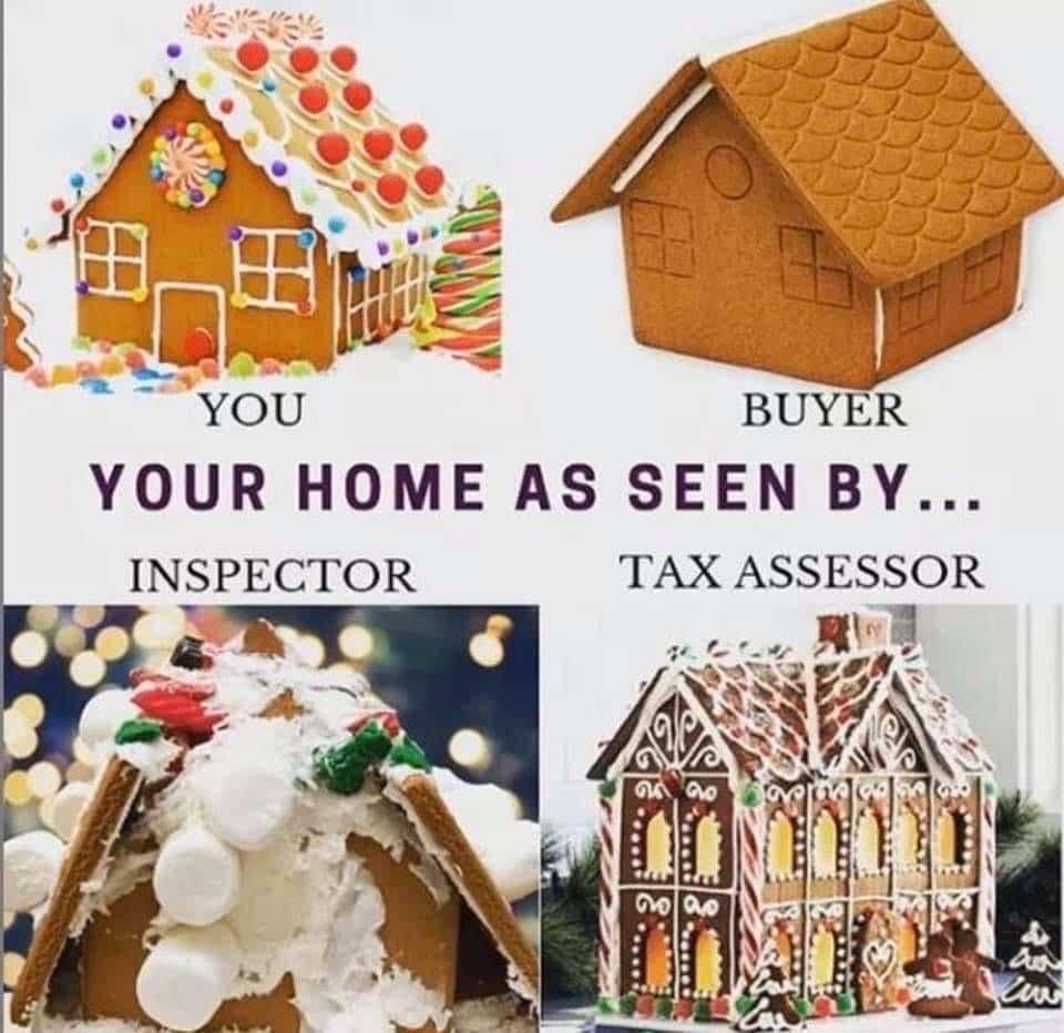 Gingerbread Appraisal meme
