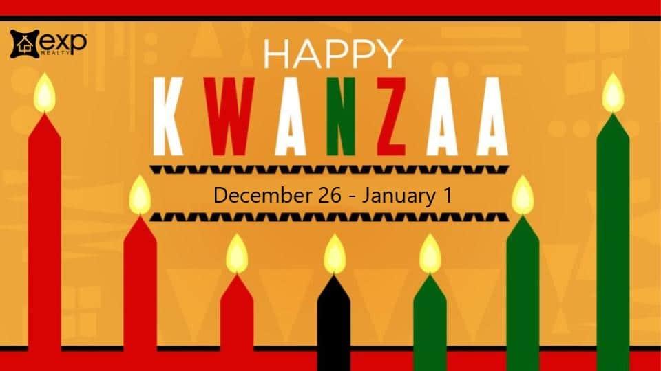 Kwanzaa 2020 graphic