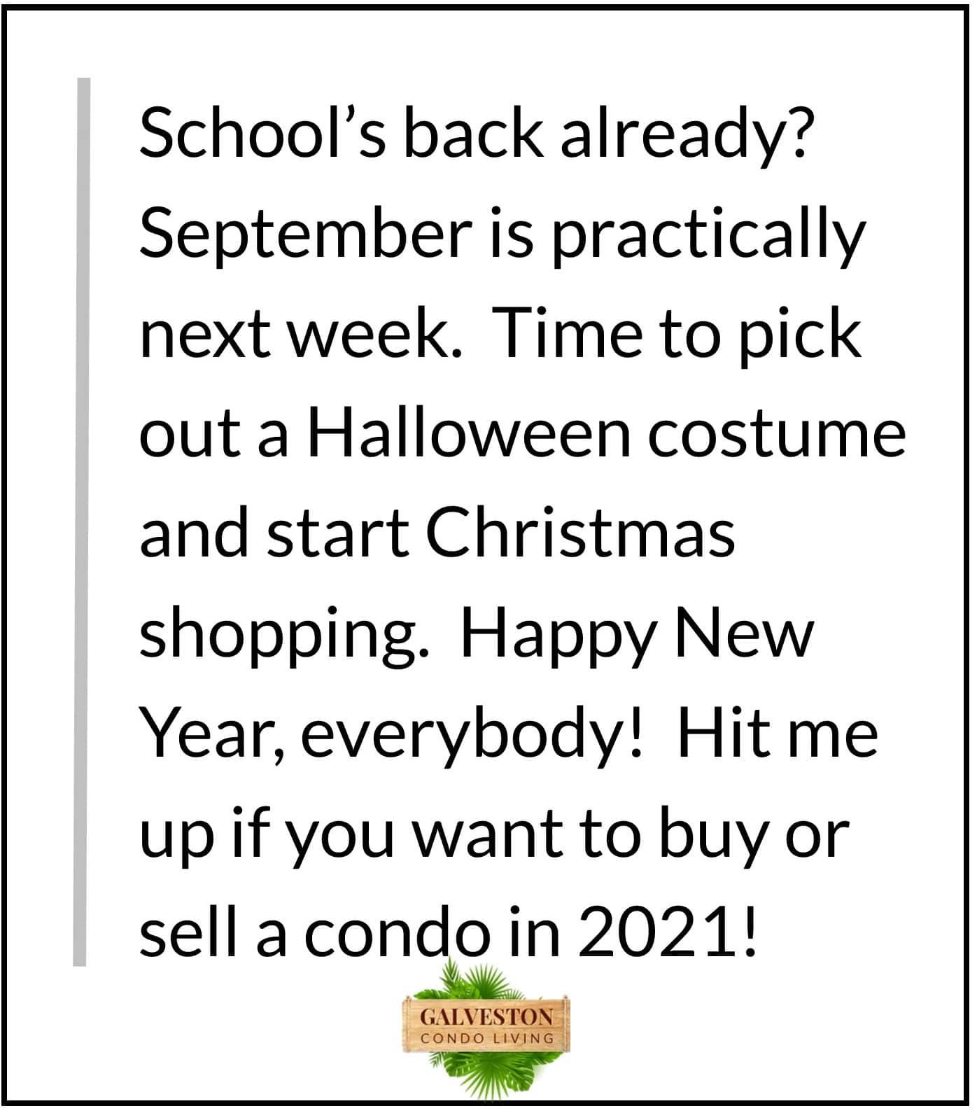 Schools Back Happy New Year meme