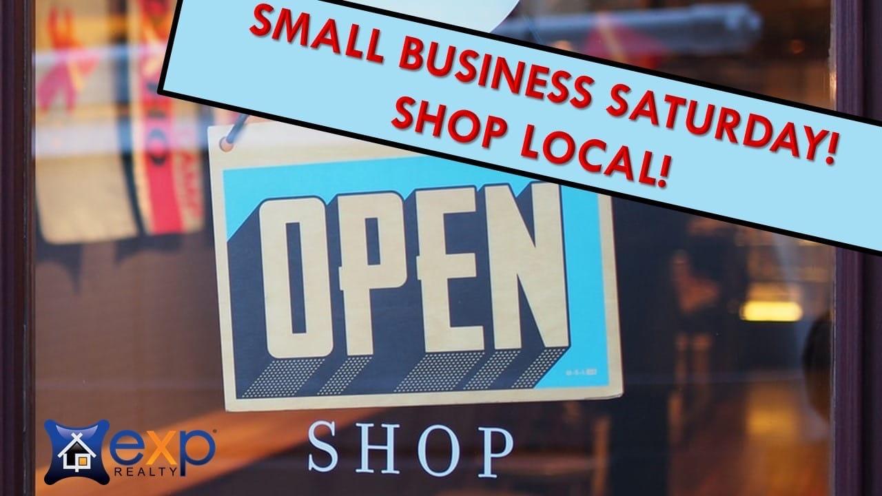 Small Business Saturday meme