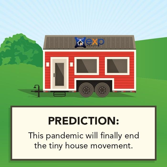 tiny house prediction meme