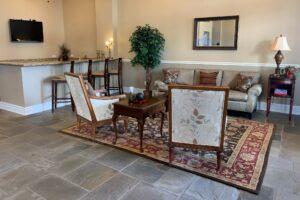 Panama Historic Lofts lobby