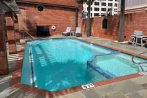 Panama Historic Lofts pool