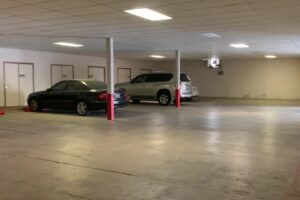 St Germain Place garage
