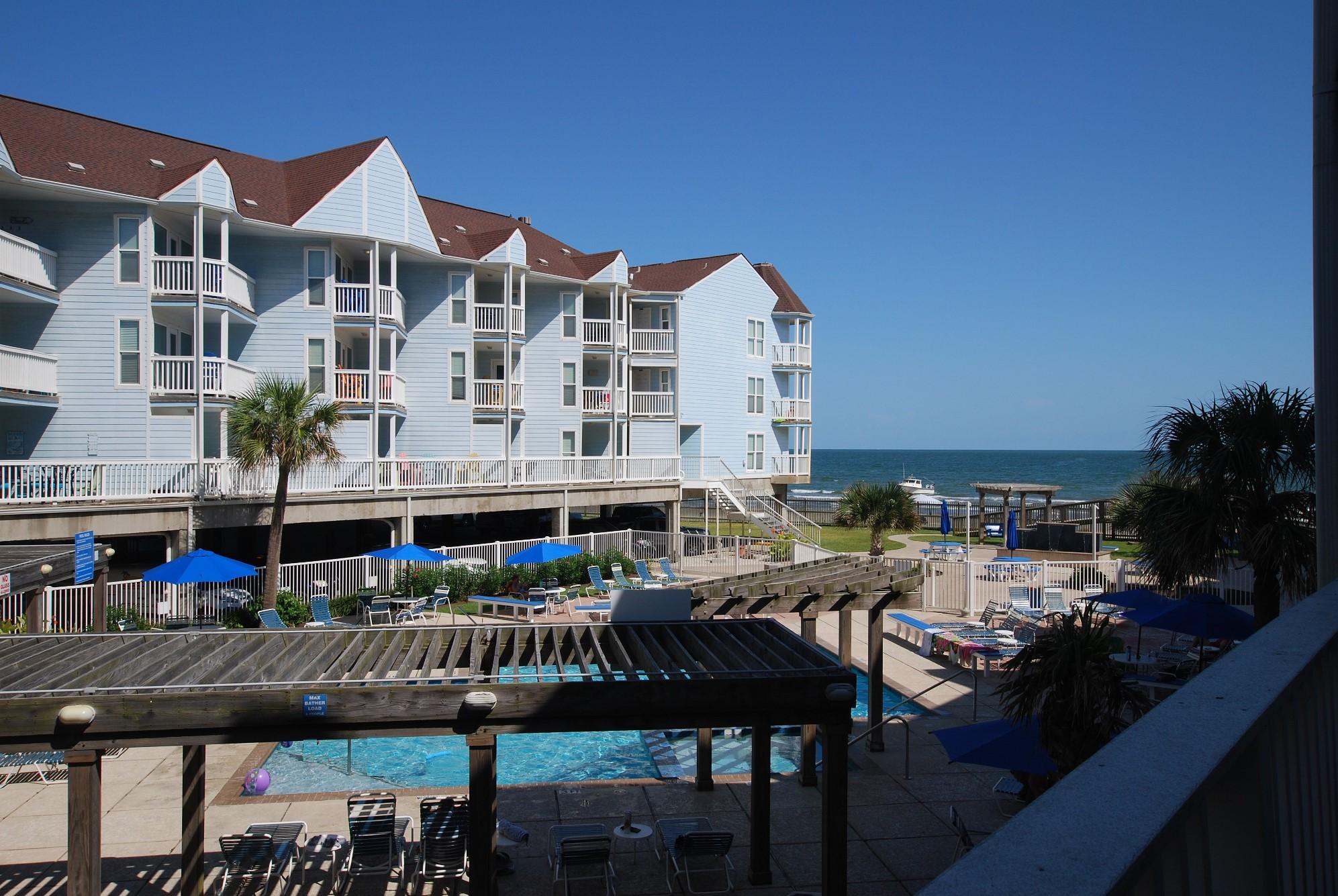 Seascape condominiums